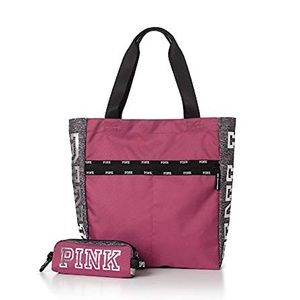 Victoria's Secret PINK Tote & Tech Pouch